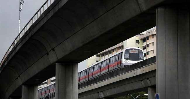 2 Singapore transit workers die after being hit by train
