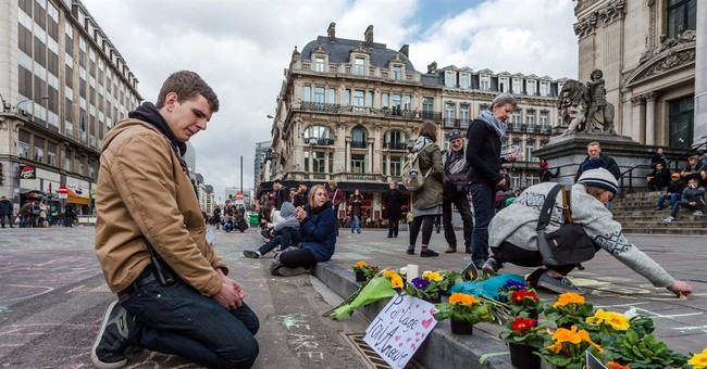 Fear of bloody attacks becomes part of life in Europe