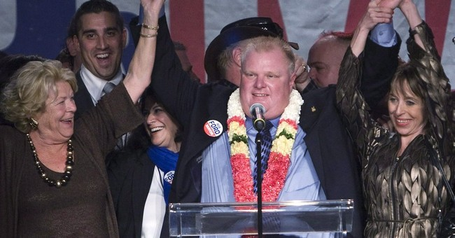 Former Toronto mayor Rob Ford dies after fighting cancer