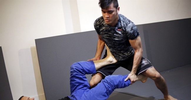 NY clears way to allowing professional mixed martial arts