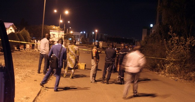 West African residents brace themselves amid attacks