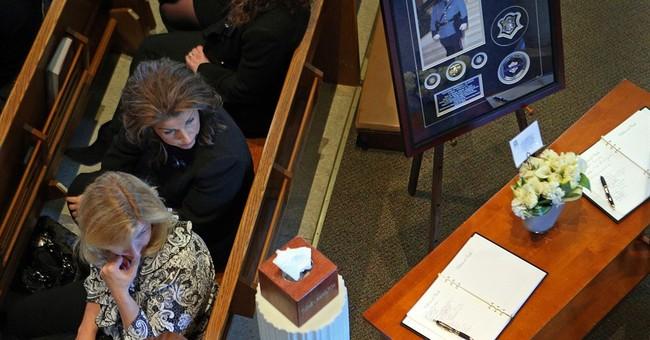 Trooper killed in Massachusetts crash remembered for values