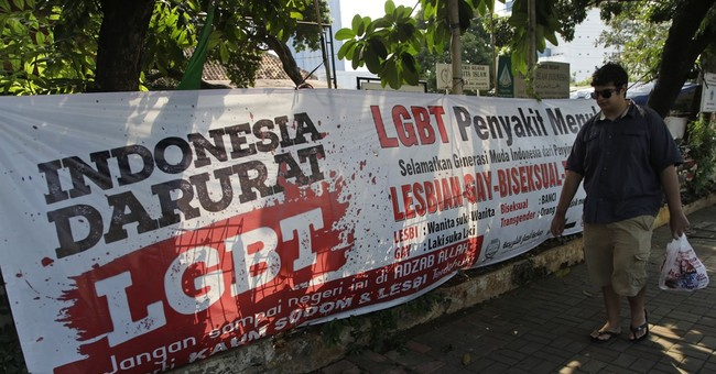 Virulent anti-gay remarks test Indonesia's moderate image