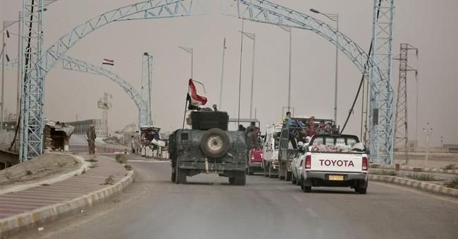 Baghdad politics slows fight against IS in Anbar