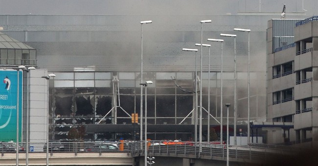 The Latest: Peruvian woman killed in Brussels airport attack