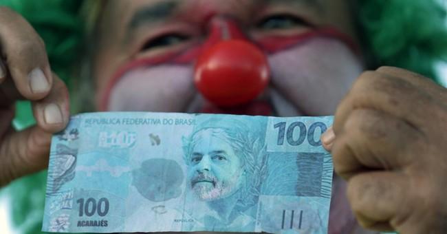 Brazil justice won't lift ban on Silva taking Cabinet post