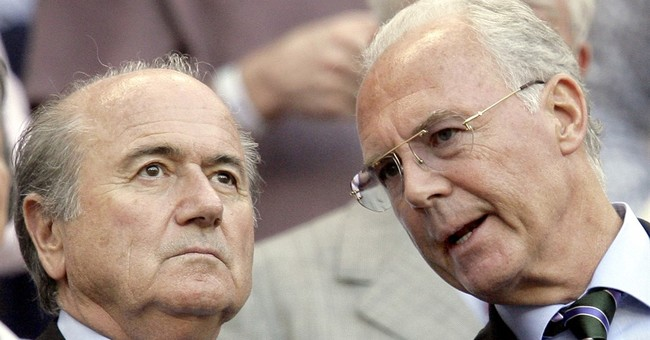 FIFA opens 2006 WCup cases against Beckenabuer, Niersbach