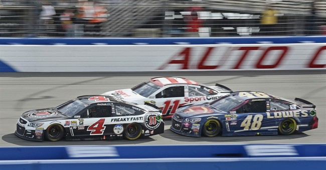 Behavior policy could strip the drama from NASCAR