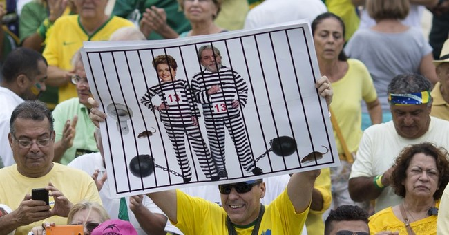 Political crisis relegates Rio Olympics to an afterthought