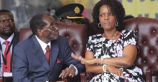 In Zimbabwe, make fun of Robert Mugabe at your peril