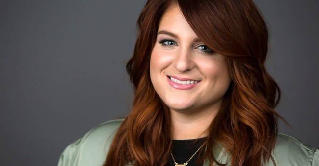 From doo-wop to Destiny's Child, Meghan Trainor shifts style