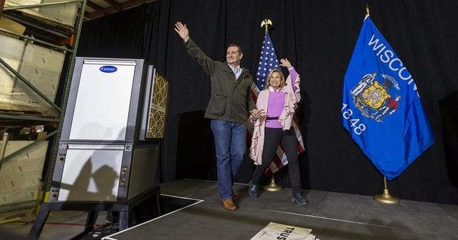 Cruz-Trump spat over wives takes nastier turn