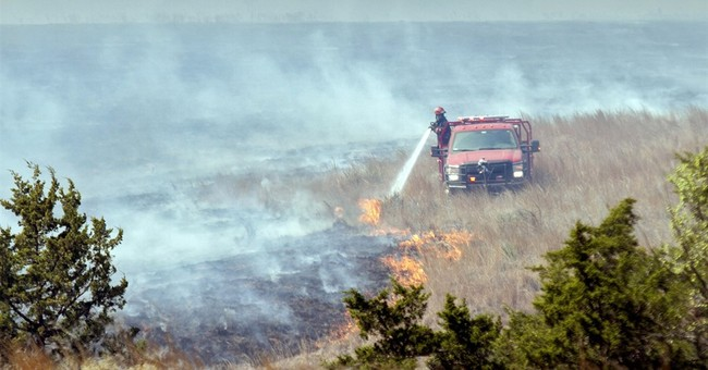 A guide to the Great Plains wildfire