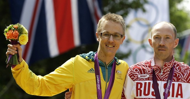 4 years later, Australian athlete set to claim gold medal