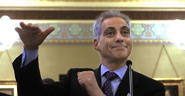 The Latest: Chicago mayor disagrees with court on pensions