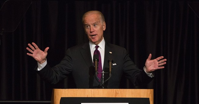 Biden: 'There is no Biden rule' on Supreme Court nominations