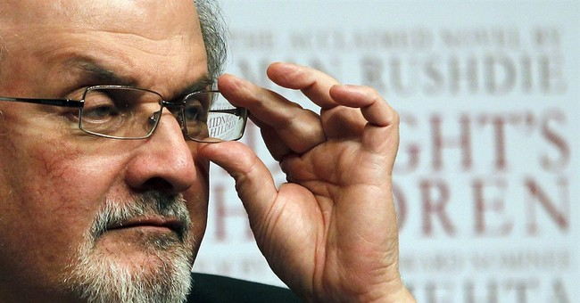 After 27 years, Nobel panel condemns Rushdie death threats