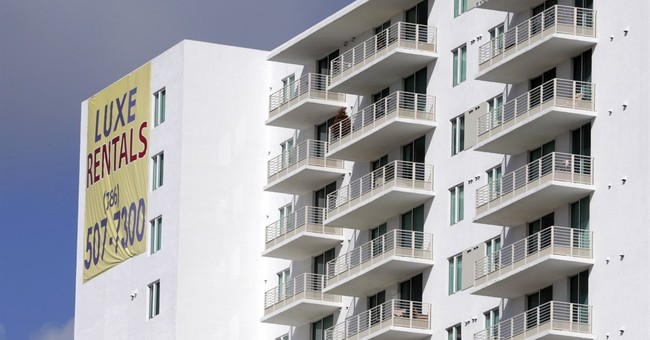 US home rental cost growth is slowing