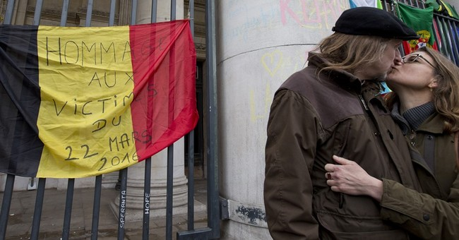 The Latest: Prosecutors say 6 arrested in Brussels attacks