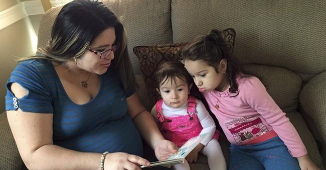Seeing holes in effort to bridge 'word gap' in poor children