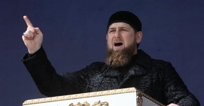 Putin keeps Chechen leader on the job