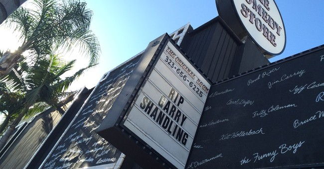 Shandling's 'The Larry Sanders Show' changed comedy