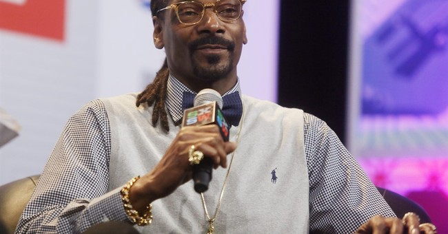 Snoop Dogg responds to call of the wild on 'Planet Snoop'