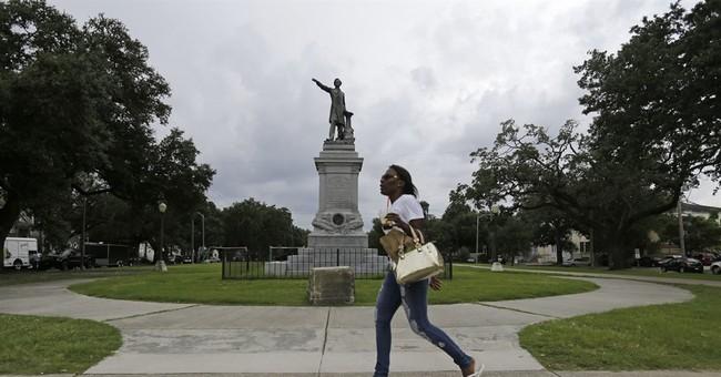 Backlash halts removal of Confederate symbols in New Orleans