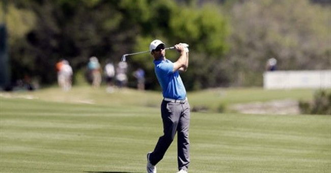 Casey withdraws from the Dell Match Play because of illness