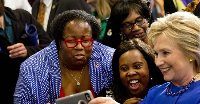 Black women who boosted Obama are sticking with Clinton