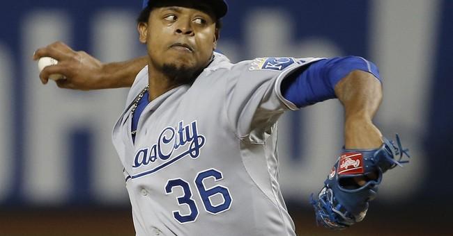 Volquez will start opener vs. Mets in World Series rematch