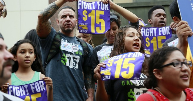 Deal reached to take California minimum wage to $15 an hour