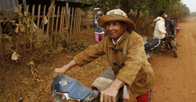 Cambodia's zeal for rubber drives ethnic group from land