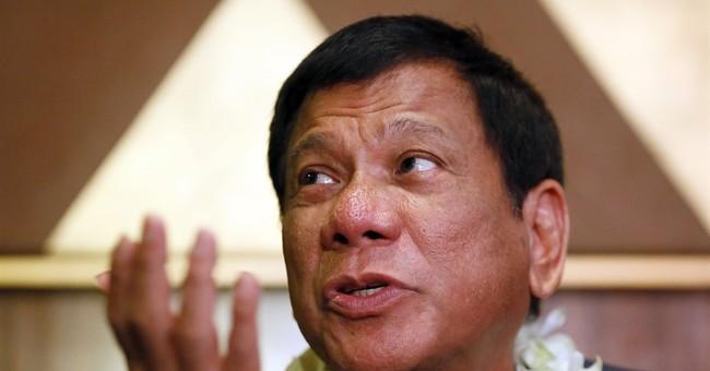 Philippine mayor guns for presidency on crime kill campaign
