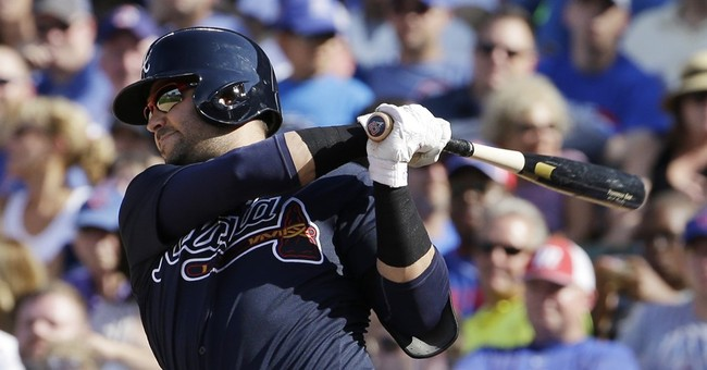 Braves release former All-Star OF Nick Swisher