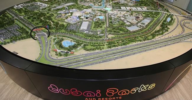 Dubai amusement park to add $454M Six Flags