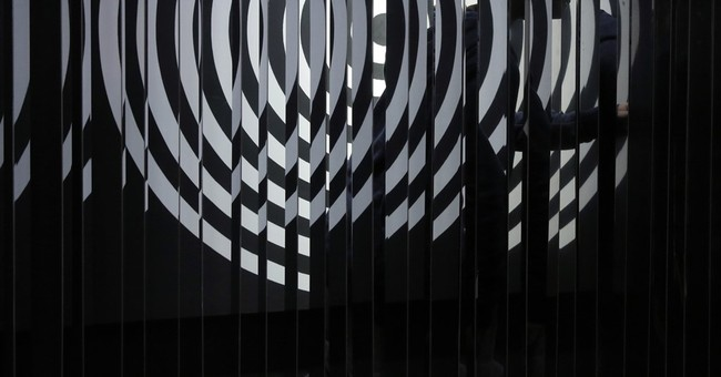 AP PHOTOS: Art and art lovers blend together in Hong Kong