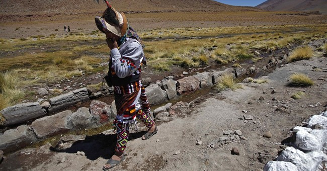 Chile to countersue Bolivia at UN court over water dispute