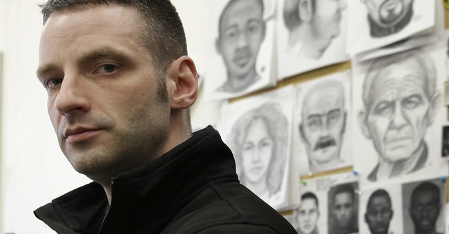Police sketch artists still nab bad guys with pencil, paper