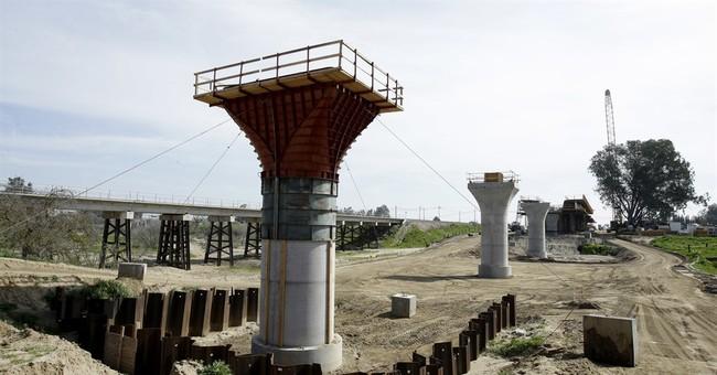 California lawmakers scrutinize new bullet-train plans