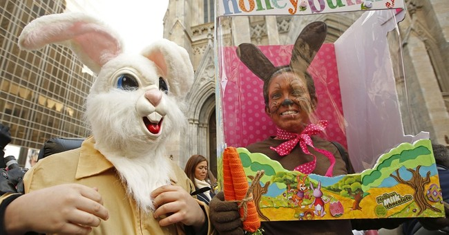 Creative hats, costumes at NYC's Easter Parade