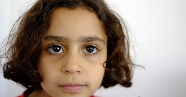 8-year-old lost daughter rejoins Syrian family in Cyprus