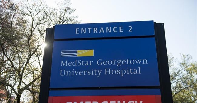 FBI probing virus behind outage at MedStar Health facilities