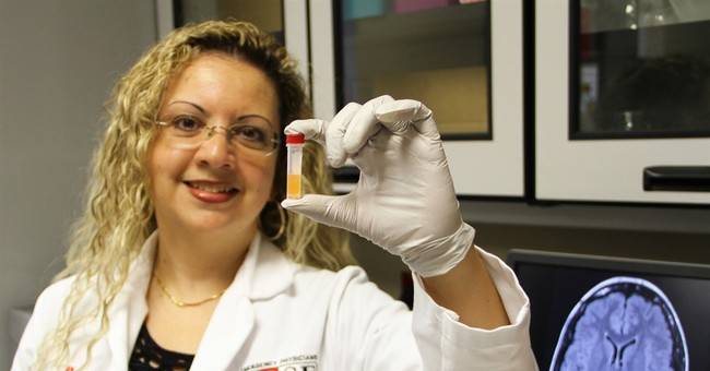Blood test for concussions? Researchers report some progress