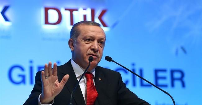 Turkey protests Germany over satirical Erdogan video
