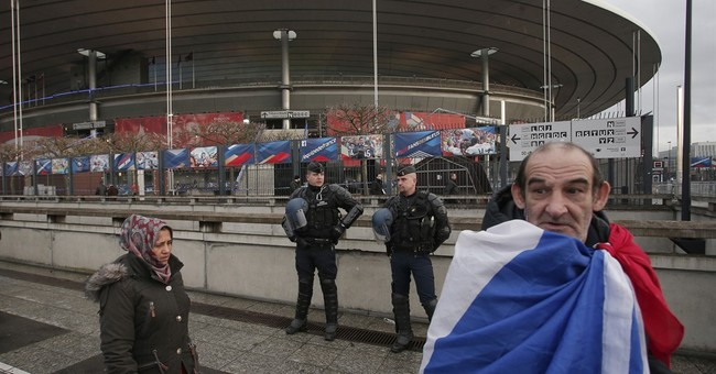 Security high as France returns to Paris stadium after bombs