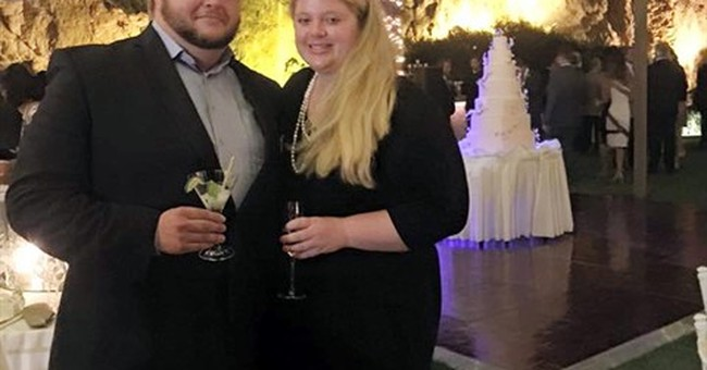 Search for blast victims uncovered a daughter's marriage