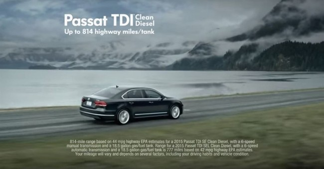 FTC sues VW over false 'Clean Diesel' advertising claims