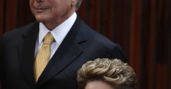 Brazil's biggest party abandons president, quits coalition