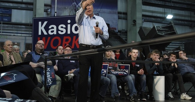 Soros inaccurately floated as Kasich backer in pro-Cruz ad